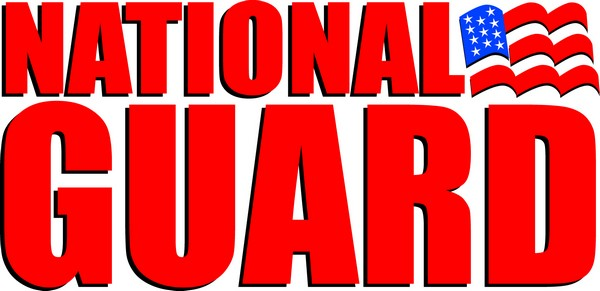 National guard clipart.
