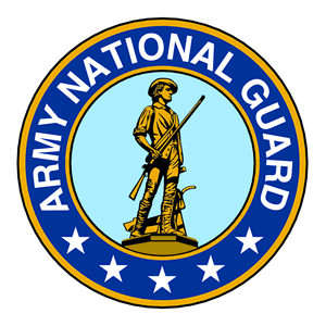 Army National Guard logo, Vector Logo of Army National Guard brand.