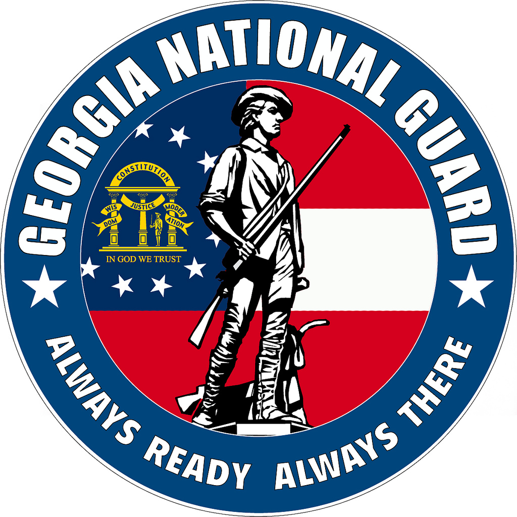 National Guard Symbol.