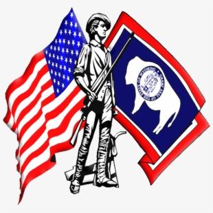 Wyoming National Guard Logo , Transparent Cartoon, Free.
