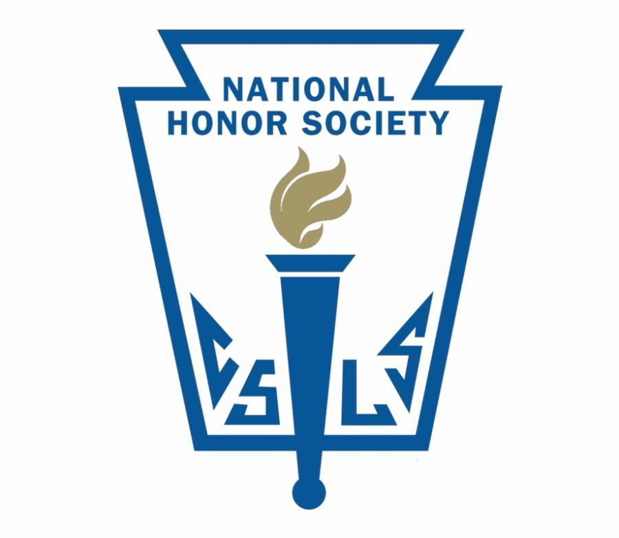 National Honors Society Inducts New Members.