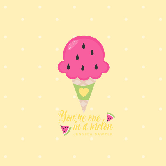Happy National Ice Cream Day! You\'re one in a melon.