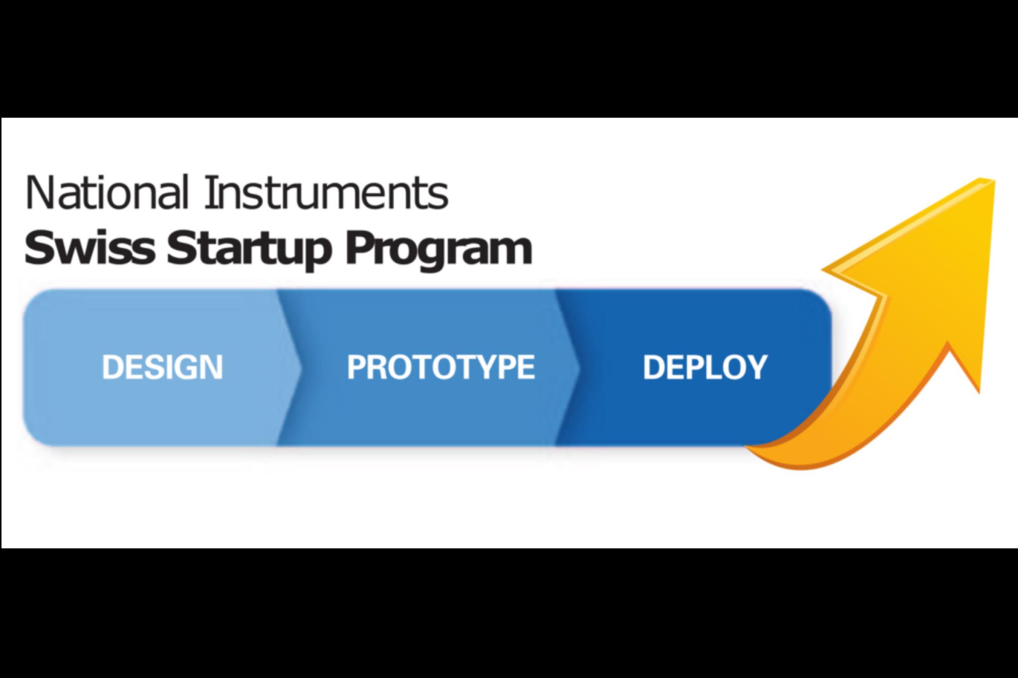 Zaphiro enters National Instruments Swiss Startup program.