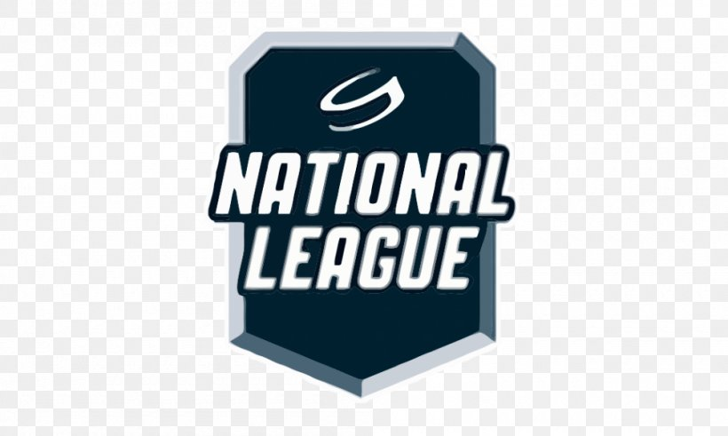 National League Logo Brand Ice Hockey, PNG, 1000x600px.