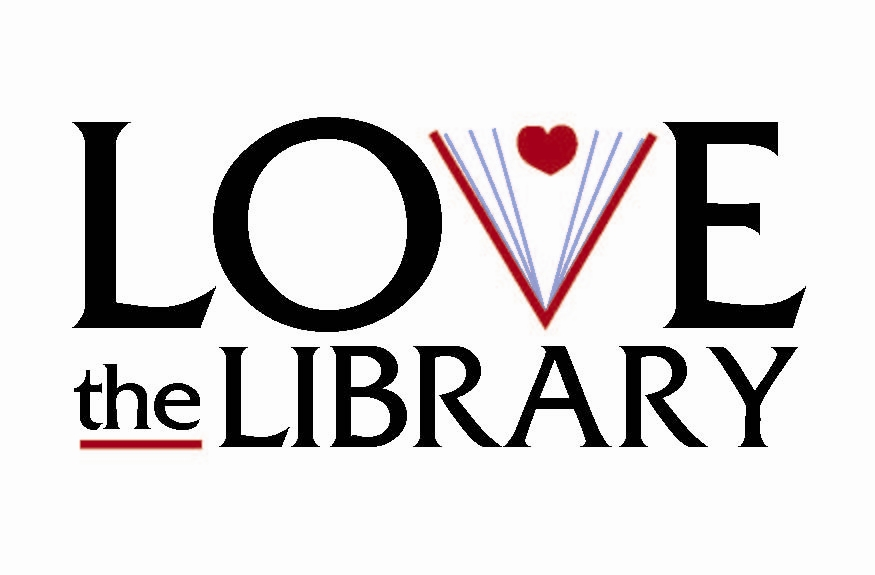 Love your library clipart.