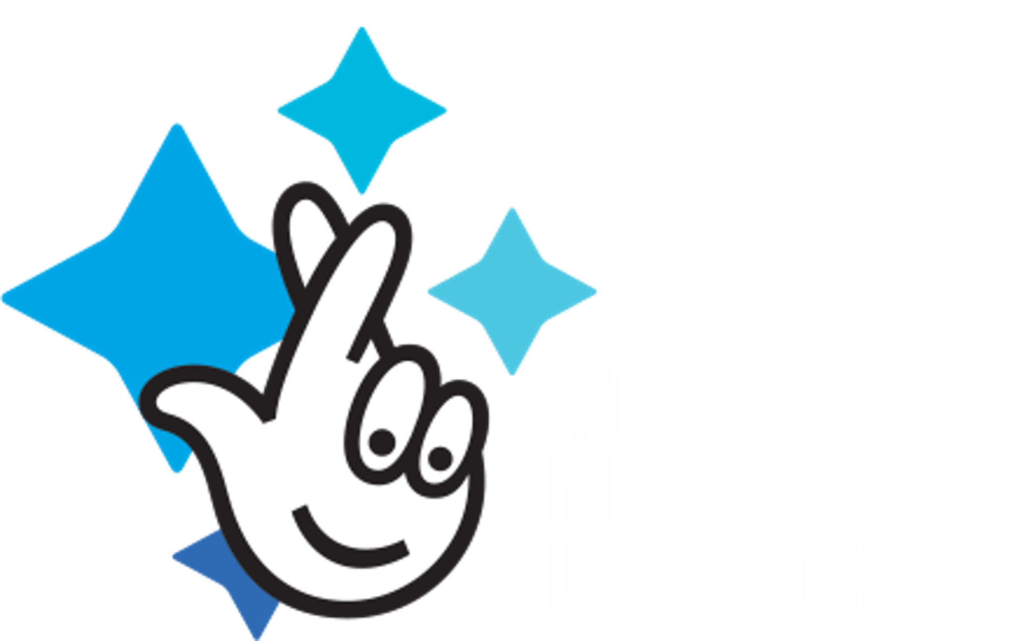 The National Lottery Logo.