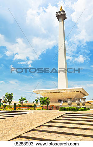Stock Photo of National Monument Monas k8288993.