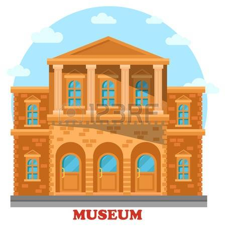 1,174 National Museum Stock Vector Illustration And Royalty Free.