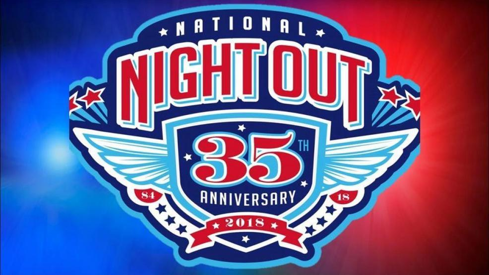Texas National Night Out is Tuesday, Oct. 2.