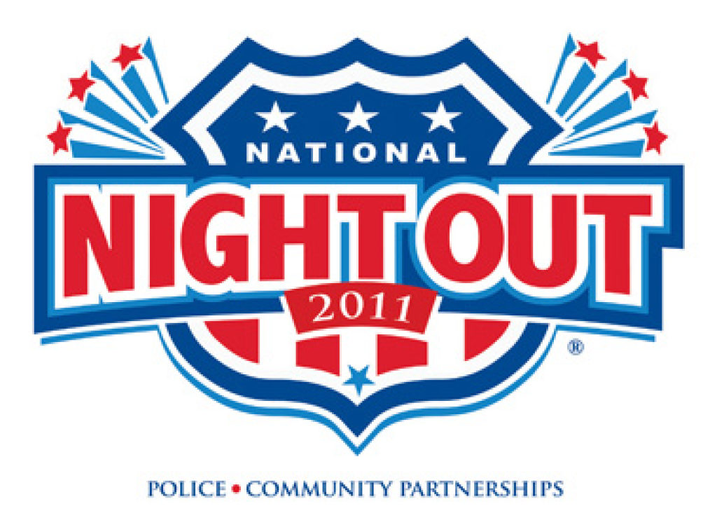 national night out clipart #7