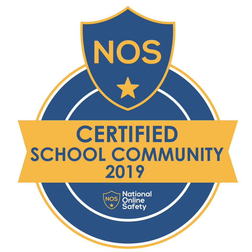 National Online Safety Accreditation.