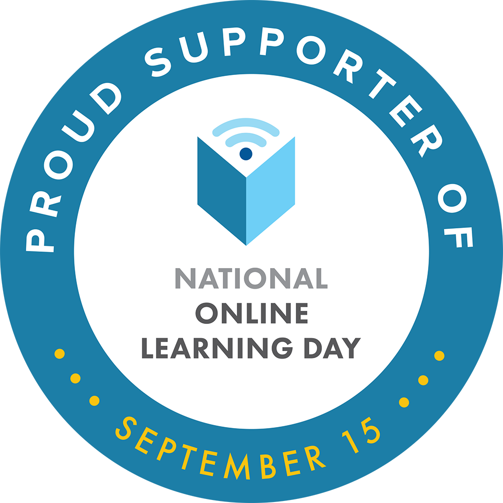 National Online Learning Day.