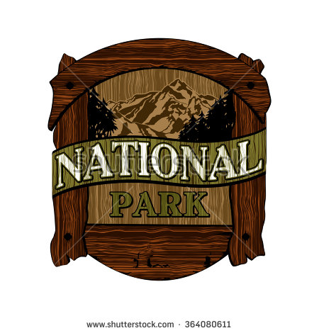 Clipart national parks.