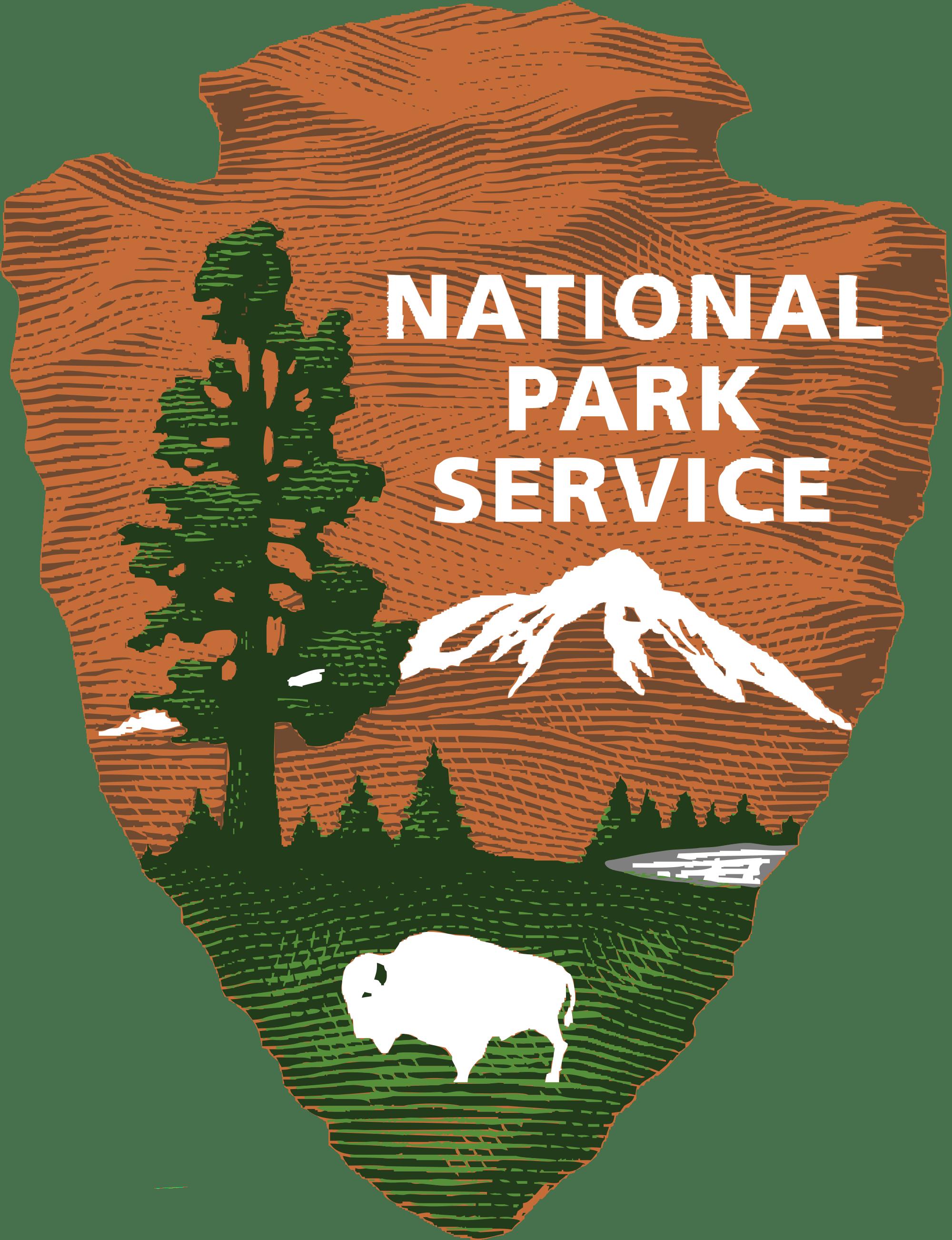 National Park Service transparent PNG.