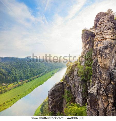 National Park Czech Switzerland Czech.