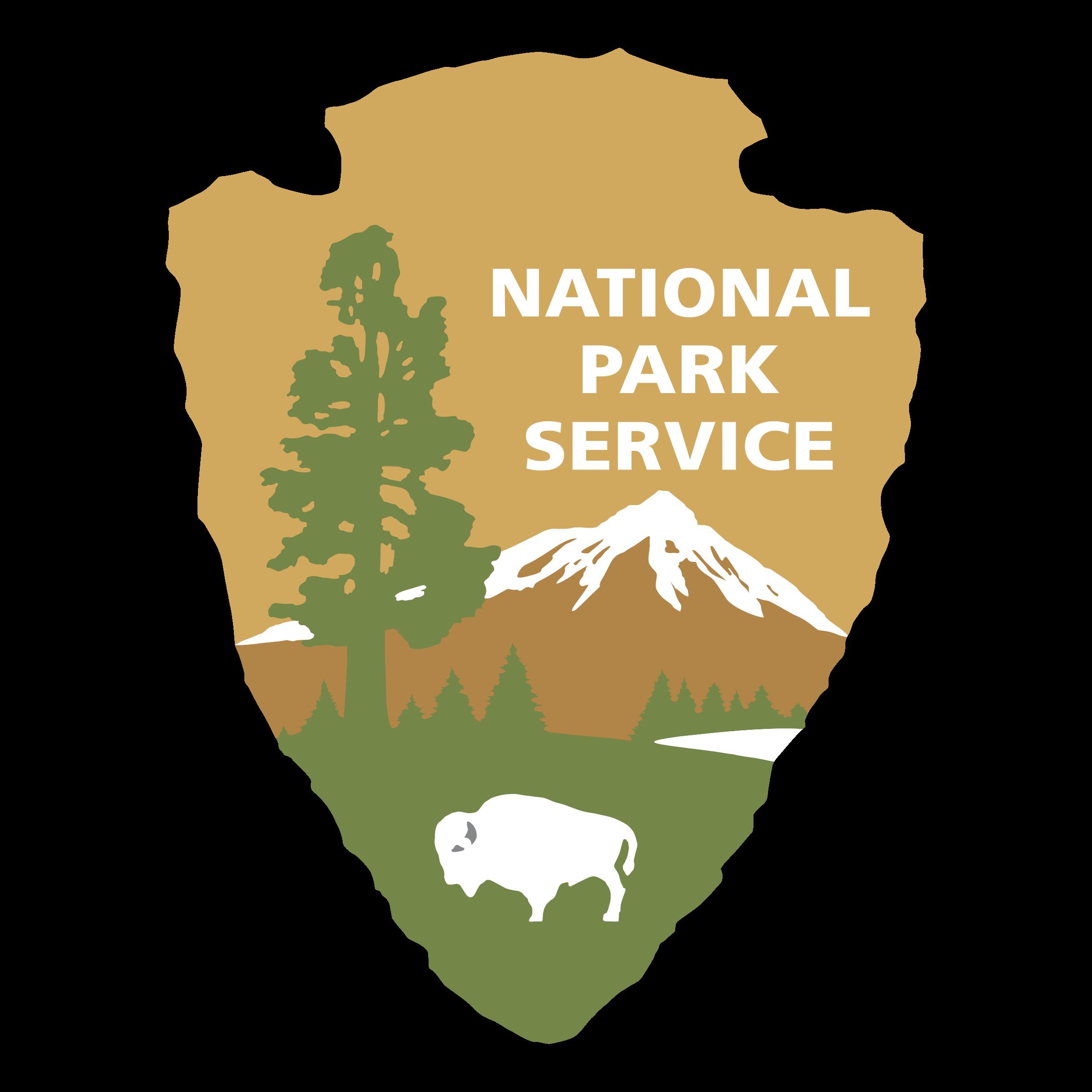 US National Park Service Logo PNG Transparent & SVG Vector.