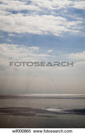 Stock Image of Germany, Lower Saxony, East Friesland, Norddeich.