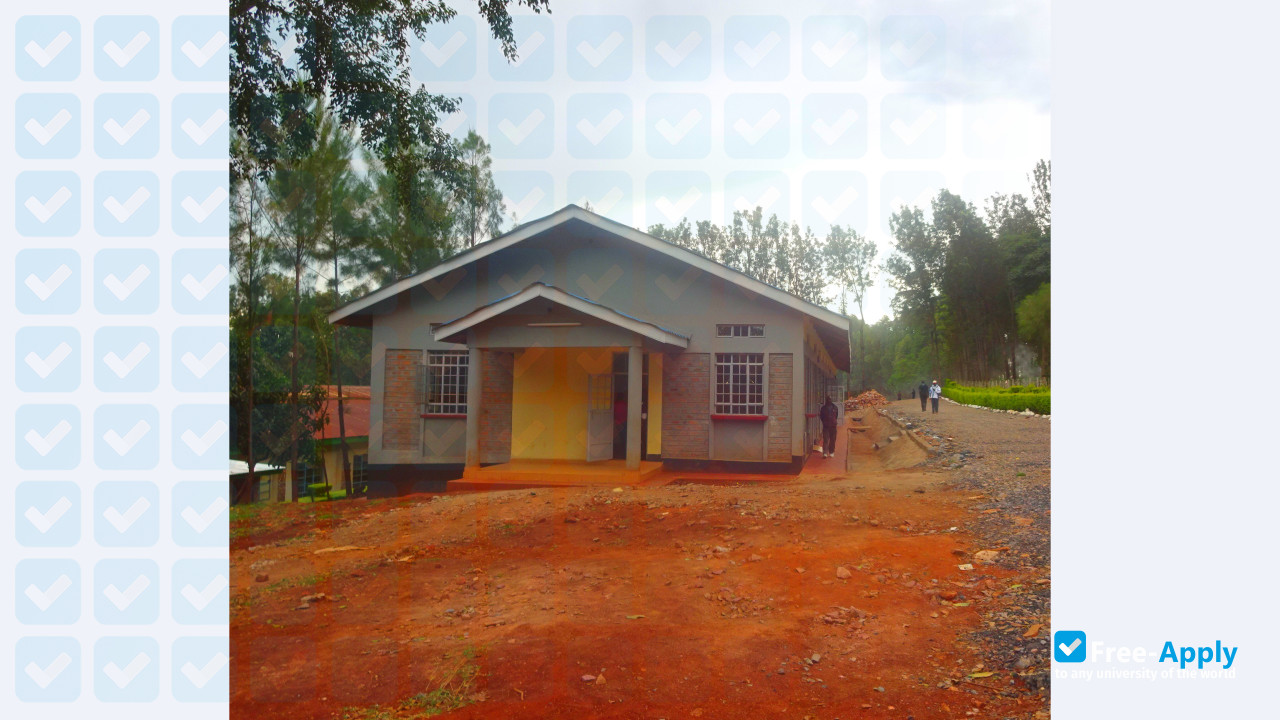 Kisii National Polytechnic.