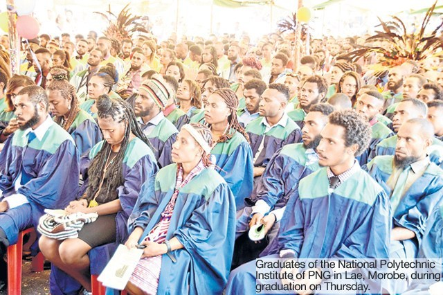 PNG needs young people: Wissink.