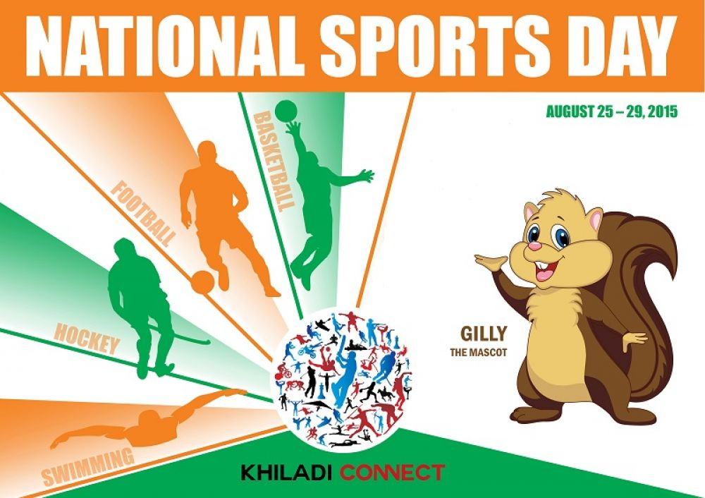 23 Best National Sports Day India Greeting Pictures And Images.