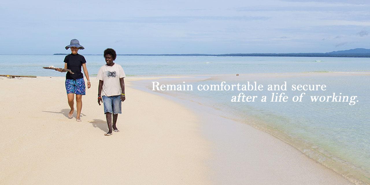 Nasfund Papua New Guinea.