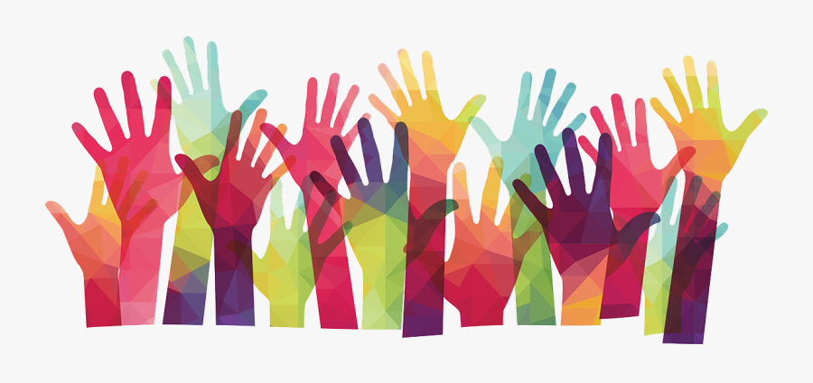 Volunteer Hands , Free Transparent Clipart.