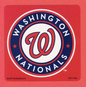 Details about 15 Washington Nationals Logo.