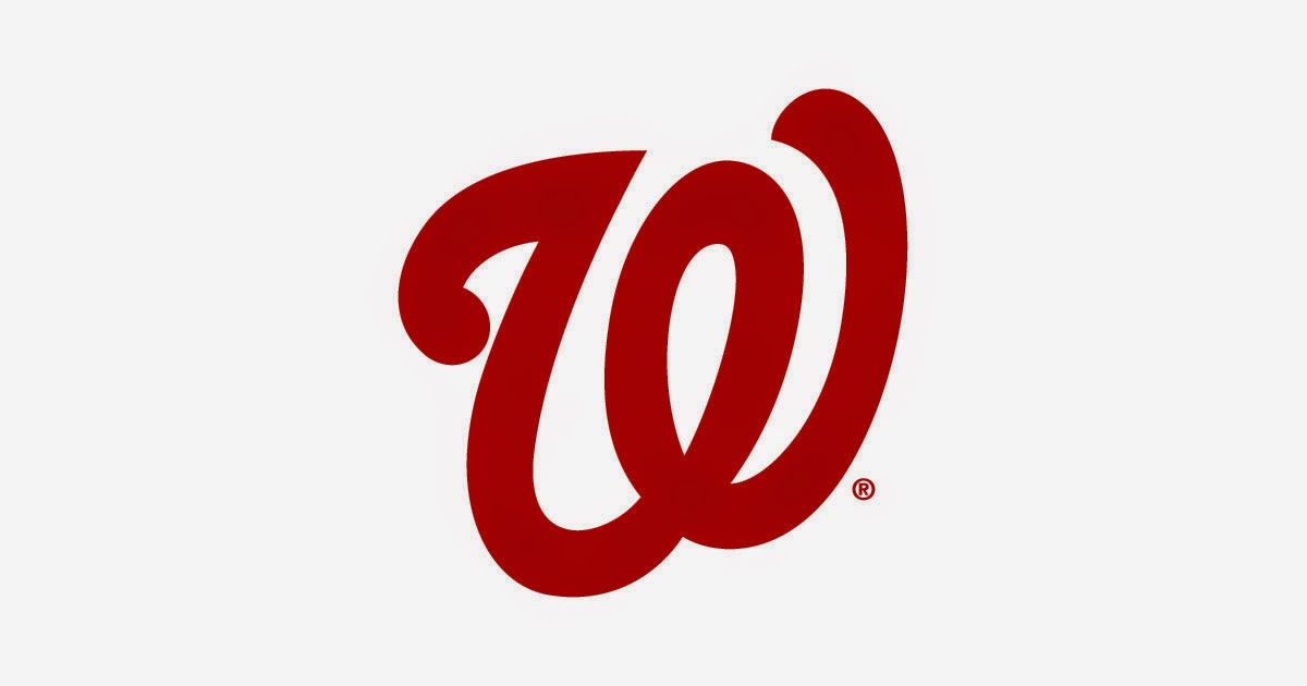 My baseball team: The Nationals!.