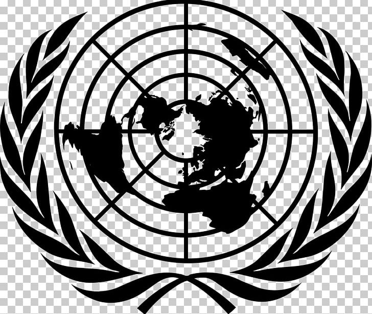 Flag Of The United Nations Logo Model United Nations PNG.