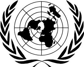 United Nations logo Free vector in Adobe Illustrator ai.