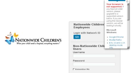 Visit Nationwidechildrens.widencollective.com.