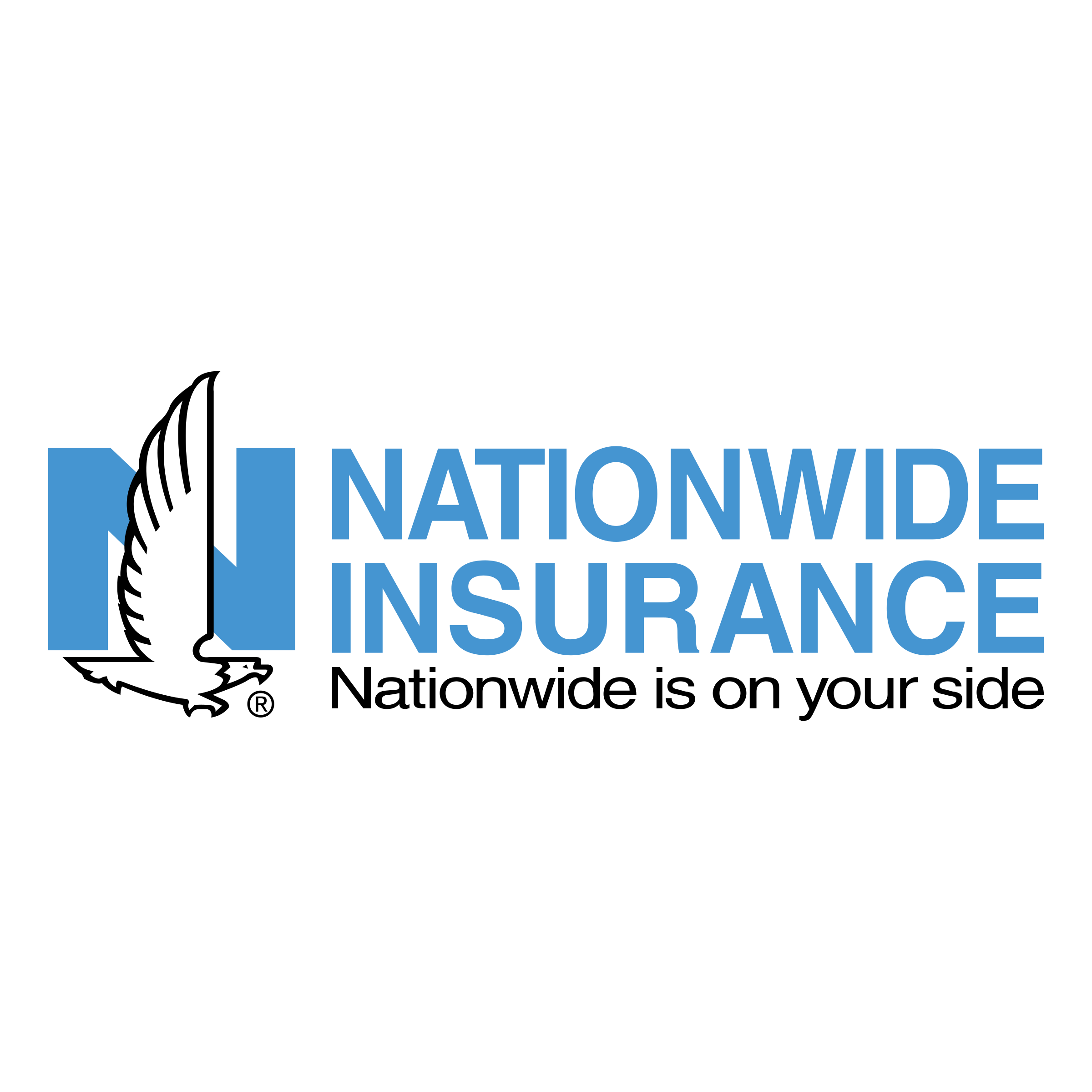 Nationwide Insurance Logo PNG Transparent & SVG Vector.