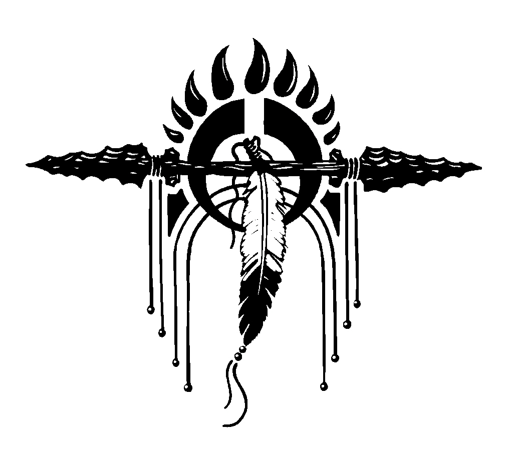Native America Indian Symbol Clipart In Color Clipground