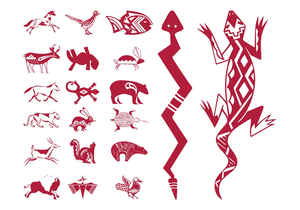 Free Native American Animal Clipart.
