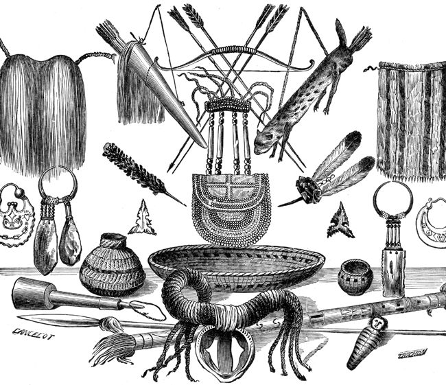 indian artifacts.