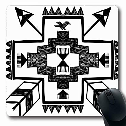 Amazon.com : Tobesonne Mousepads Style Navajo Native.