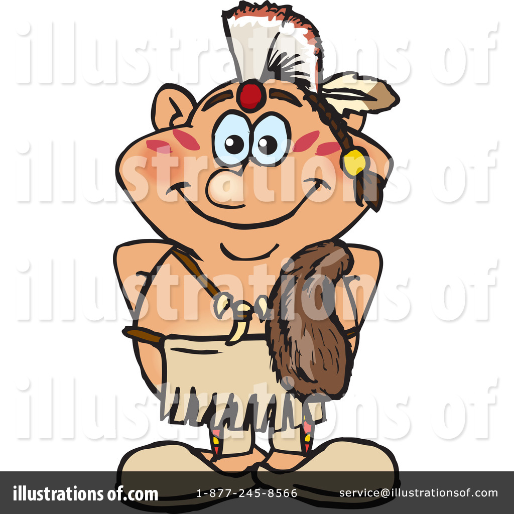 Native American Clipart #1278821.