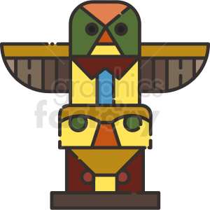 native american clipart.