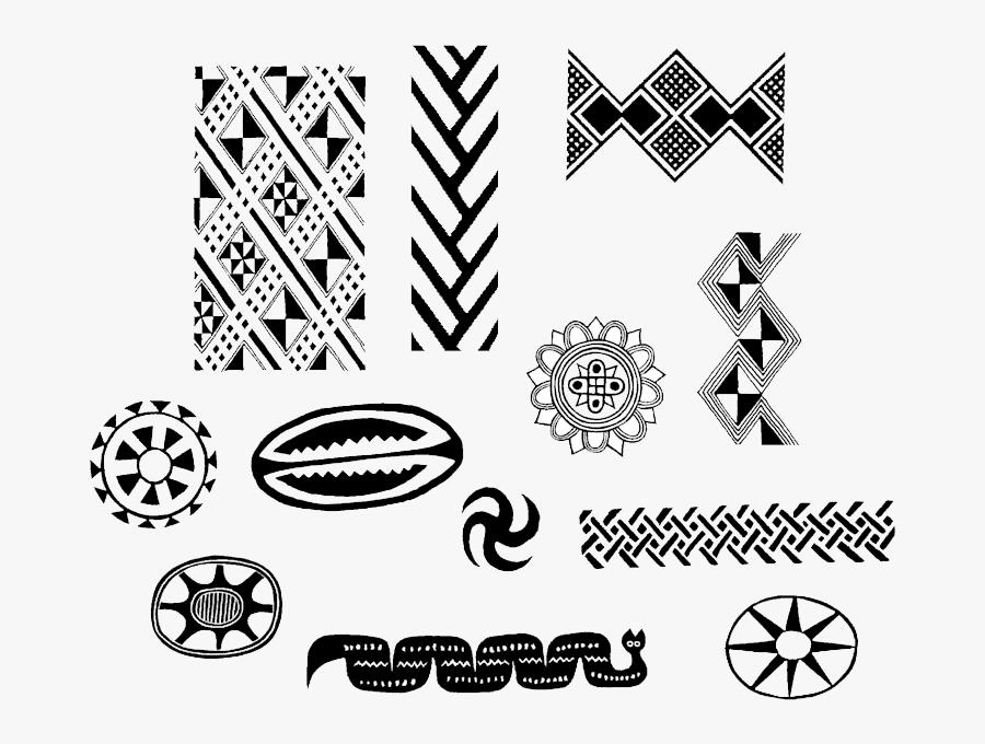 Native American Border Designs.