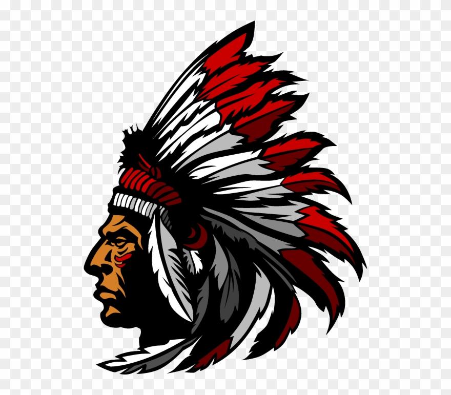 Native American Headdress Logo Clipart (#800662).
