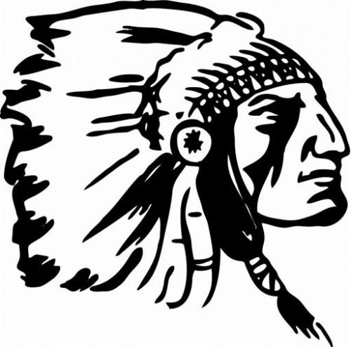 Native american Logos.