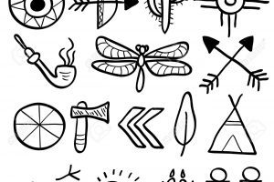 Native american symbols clipart 5 » Clipart Portal.