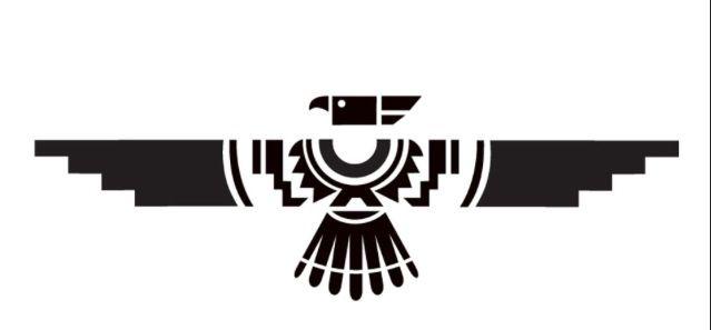 Native american thunderbird clipart 2 » Clipart Station.