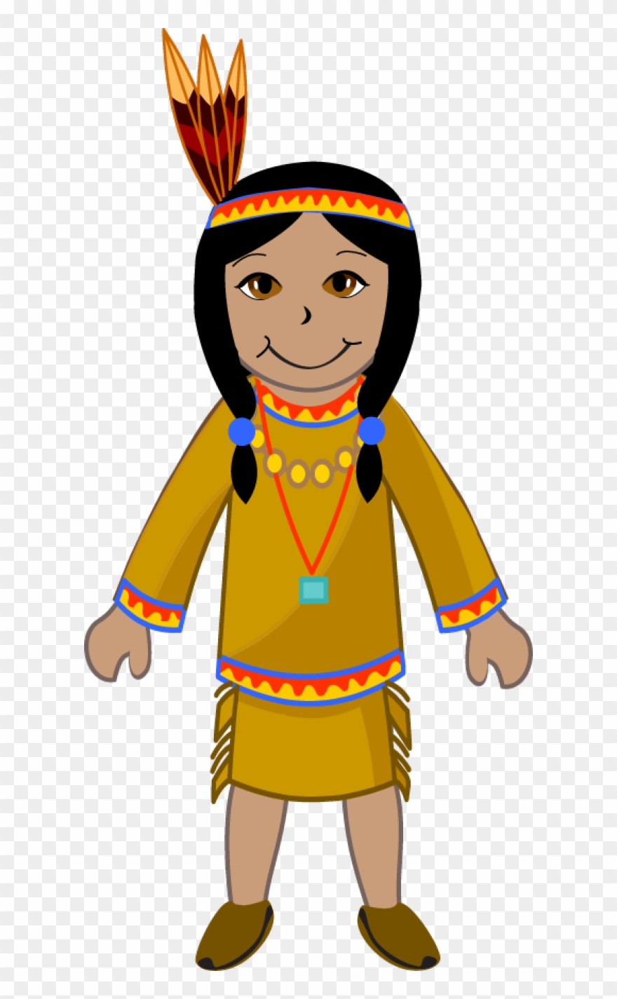 American Indians Png Image.