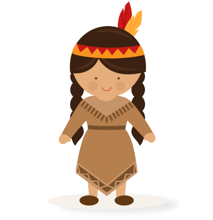 Native americans clipart picture.