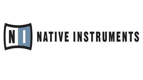 Native instruments Logos.
