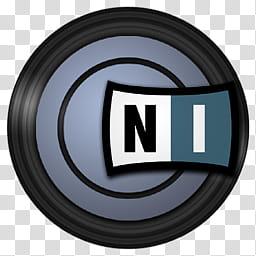 Native Instruments Group, Komplete Vinyl icon transparent.