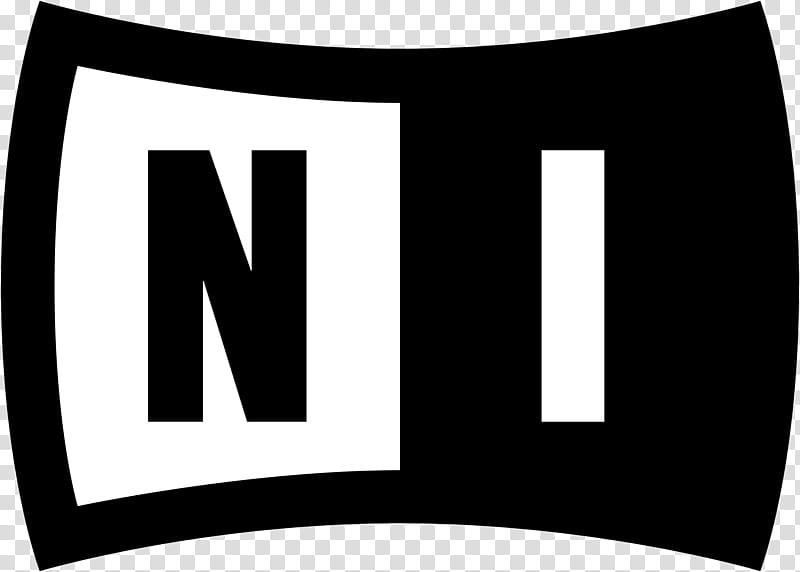 Native Instruments Logo transparent background PNG clipart.