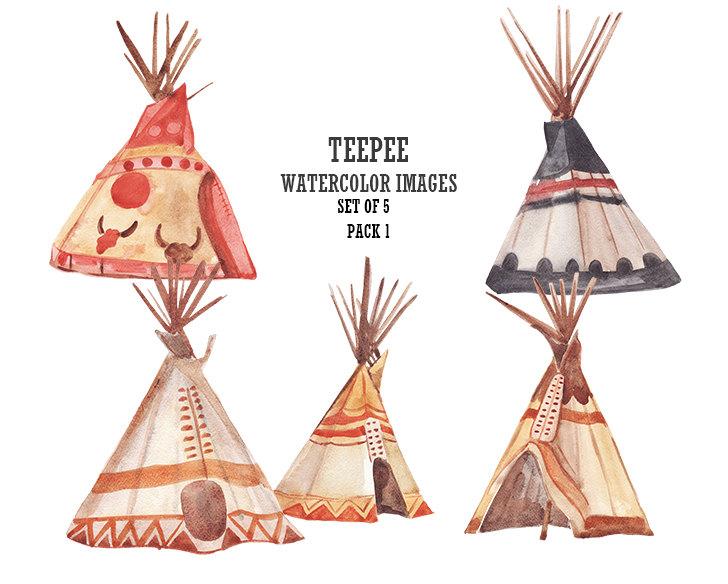 Native american clip.