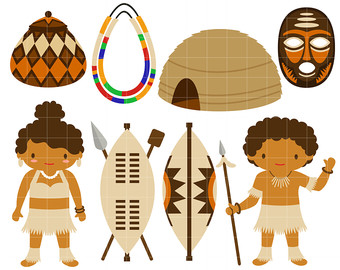 african native tribe.
